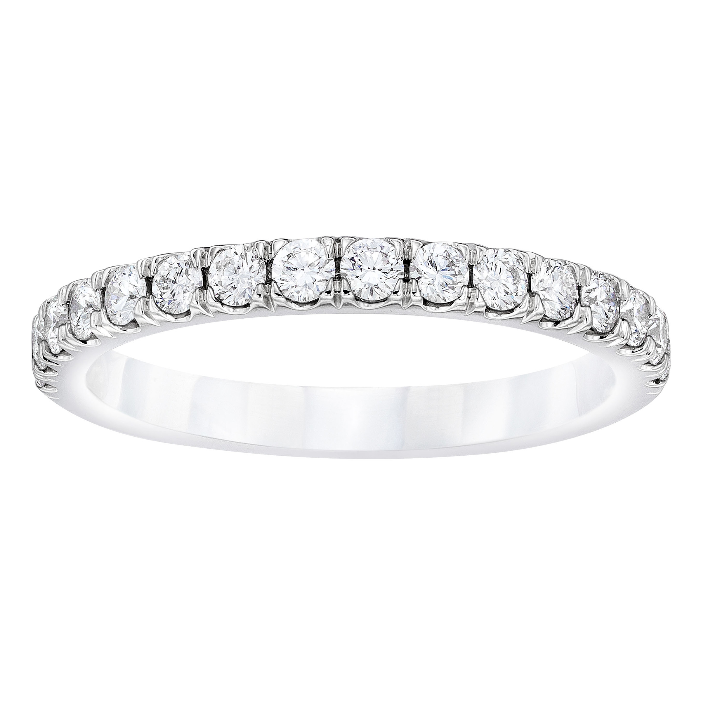 Four-Prong-Eternity-Ring