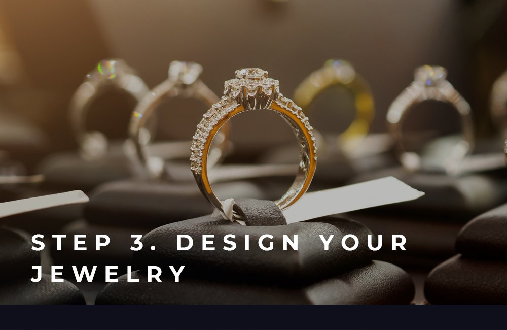 Side Image | Step 3 Design Your Jewelry